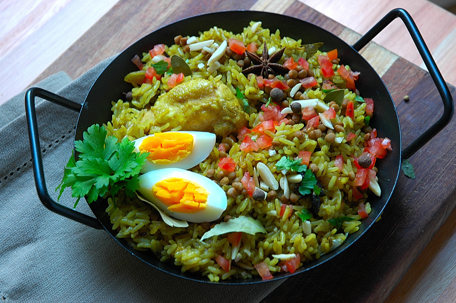 Chicken breyani from the bo kaap my easy cooking to forumfinder Image collections