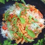 Capsicum Pasta