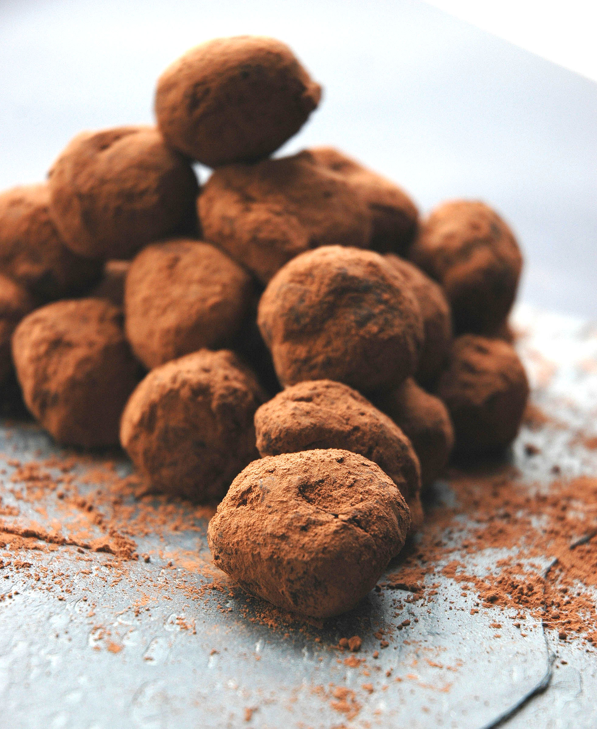 Chocolate Truffles for your lover! - My Easy Cooking