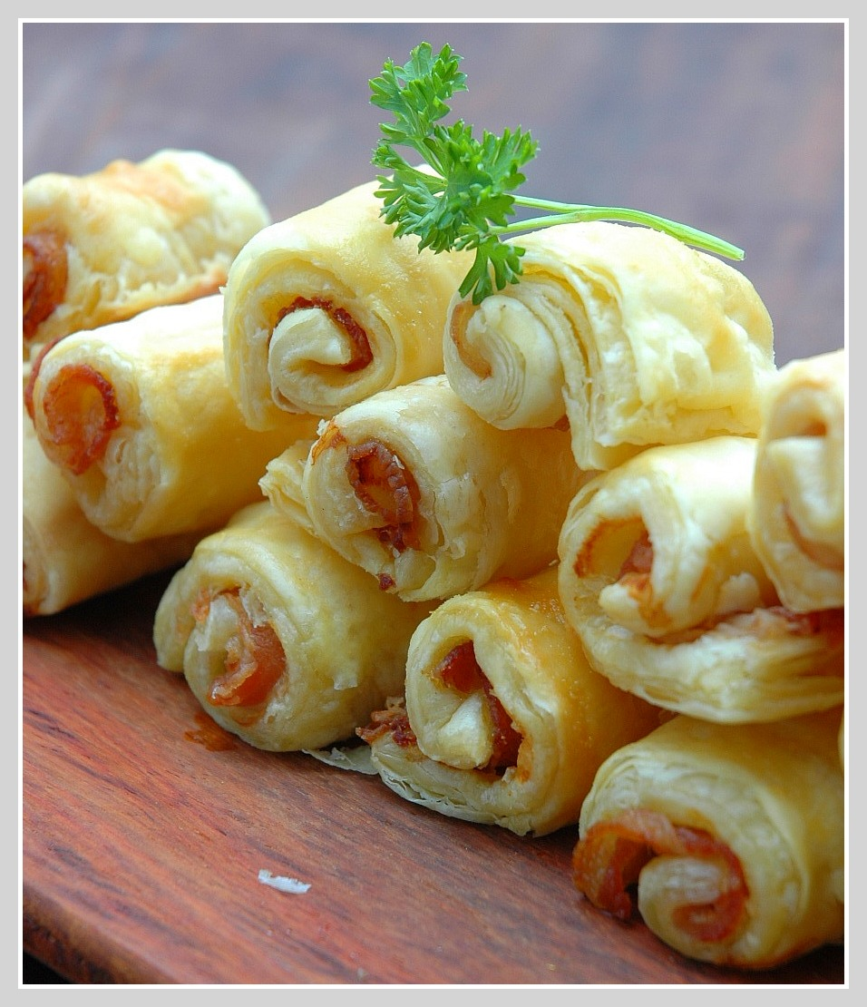 Quick and easy recipes with Puff Pastry! - My Easy Cooking