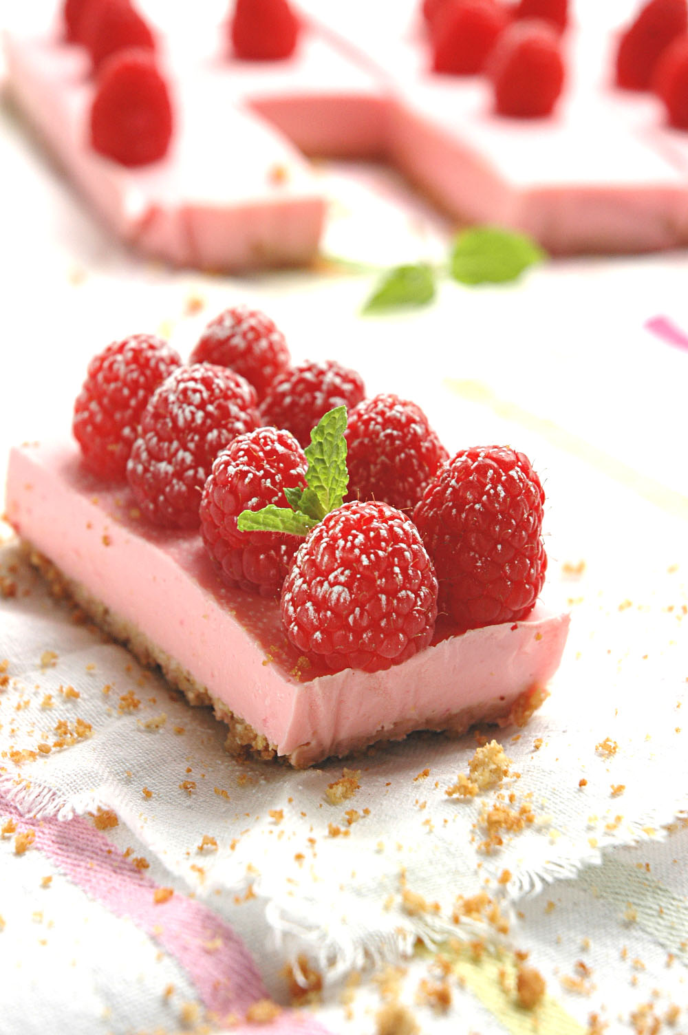 Raspberry Cheesecake It Does Not Get Any Easier My