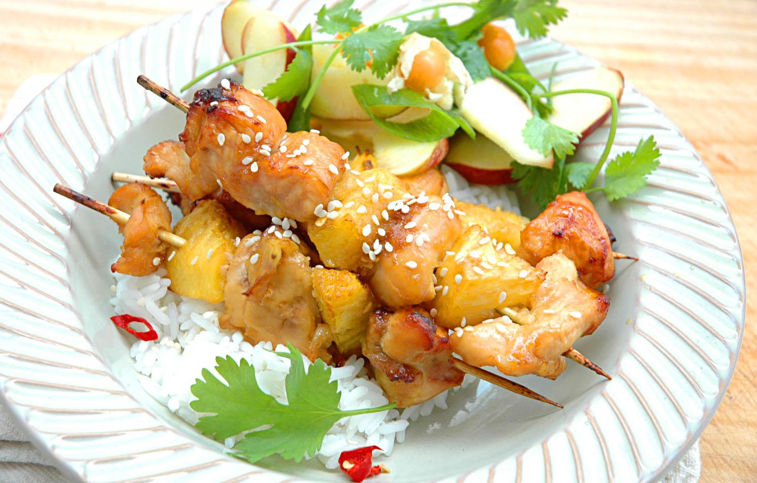 Pineapple Chicken Recipes — Dishmaps