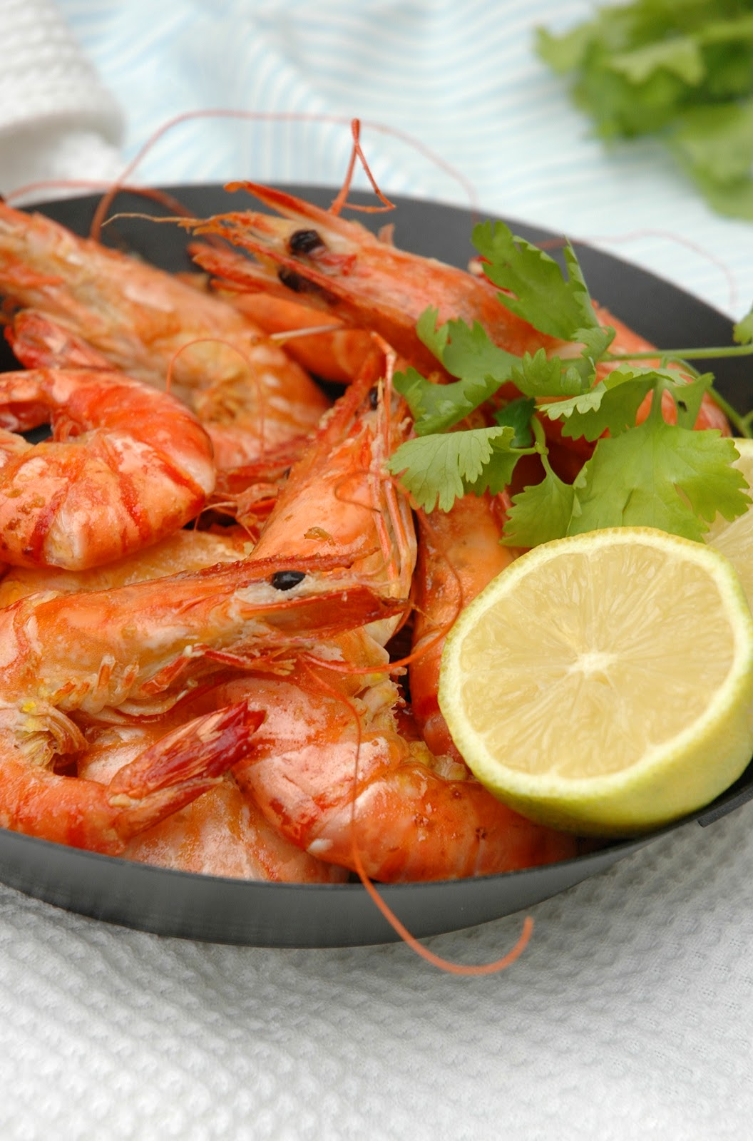 how to cook prawn risotto