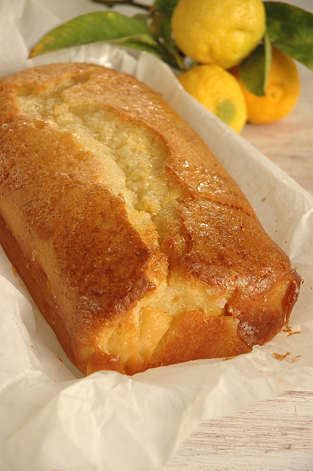Lemon Pound Cake Cooking