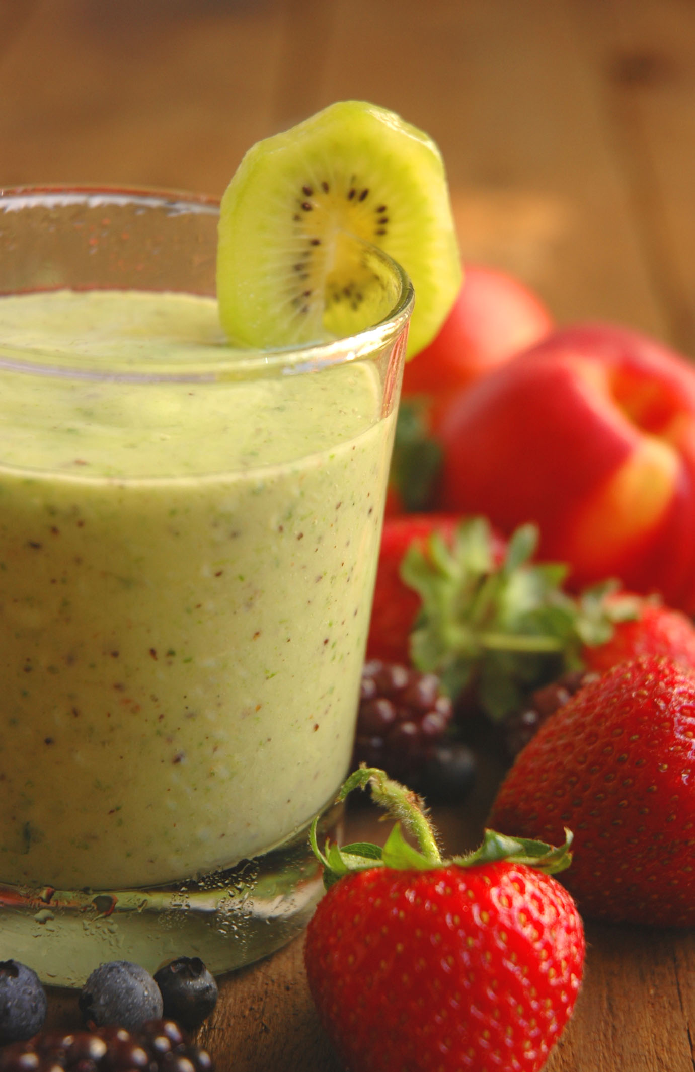 Kiwi Smoothie Recipe — Dishmaps