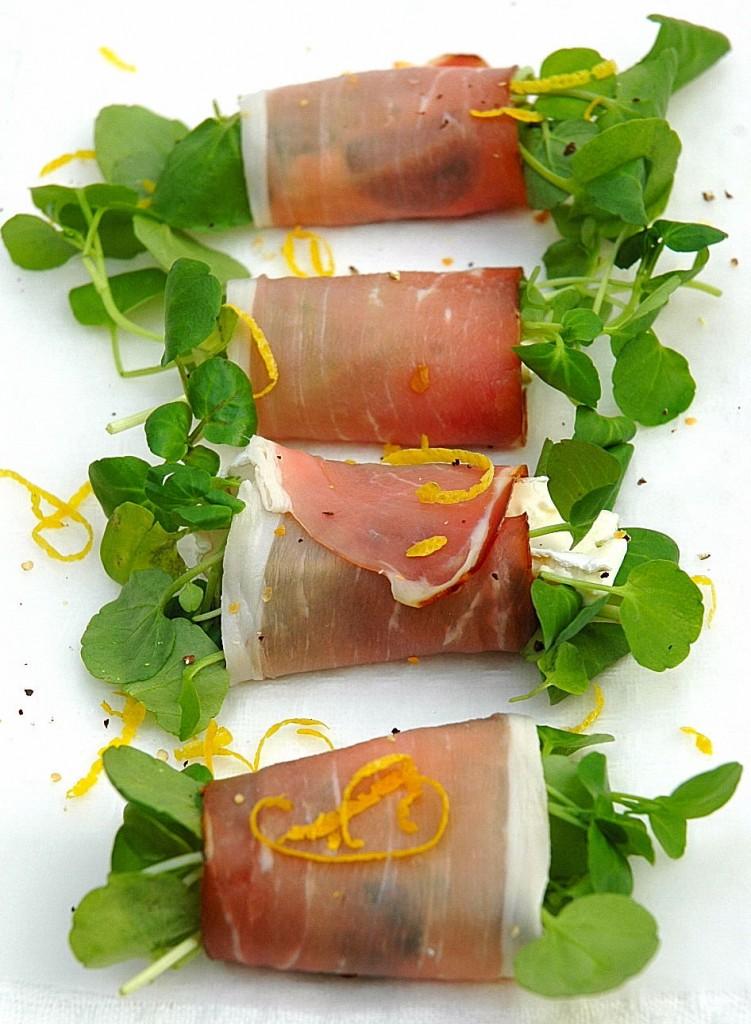 Blackforest Ham and Watercress