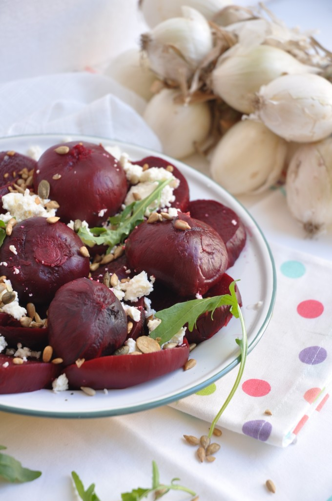 how to cut up a beetroot