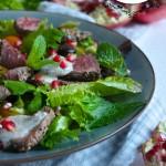moroccan Beef salad