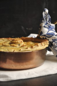 Pork Belly Pot Pie