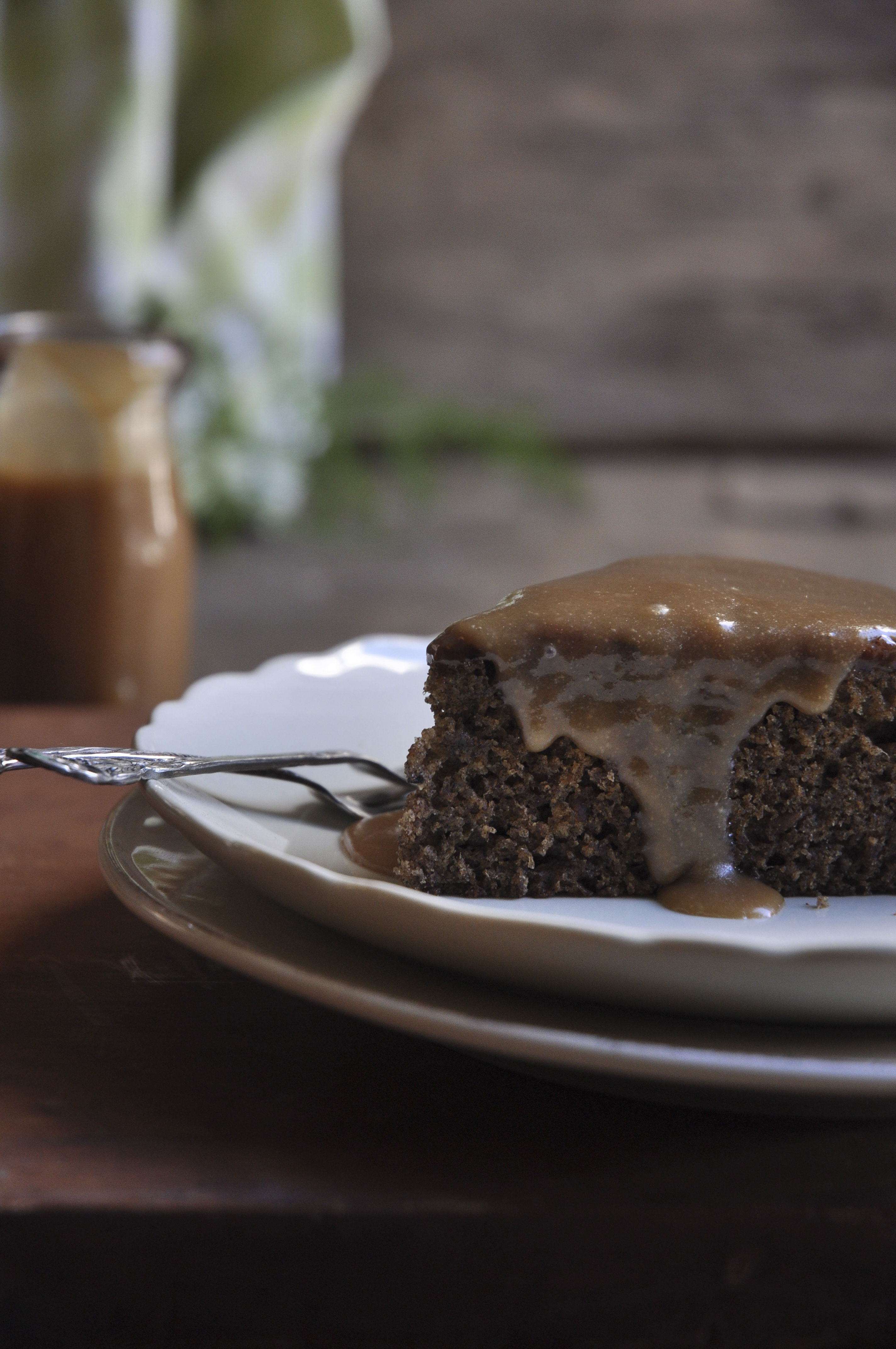 Must see Cake Eid Al-Fitr Food - Sticky-Toffee-Cake-with-Dates-3  Collection_646663 .jpg