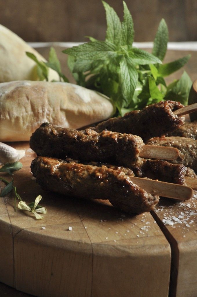 Beef Koftas