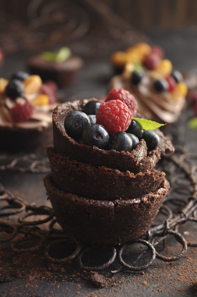 Brownie Cups