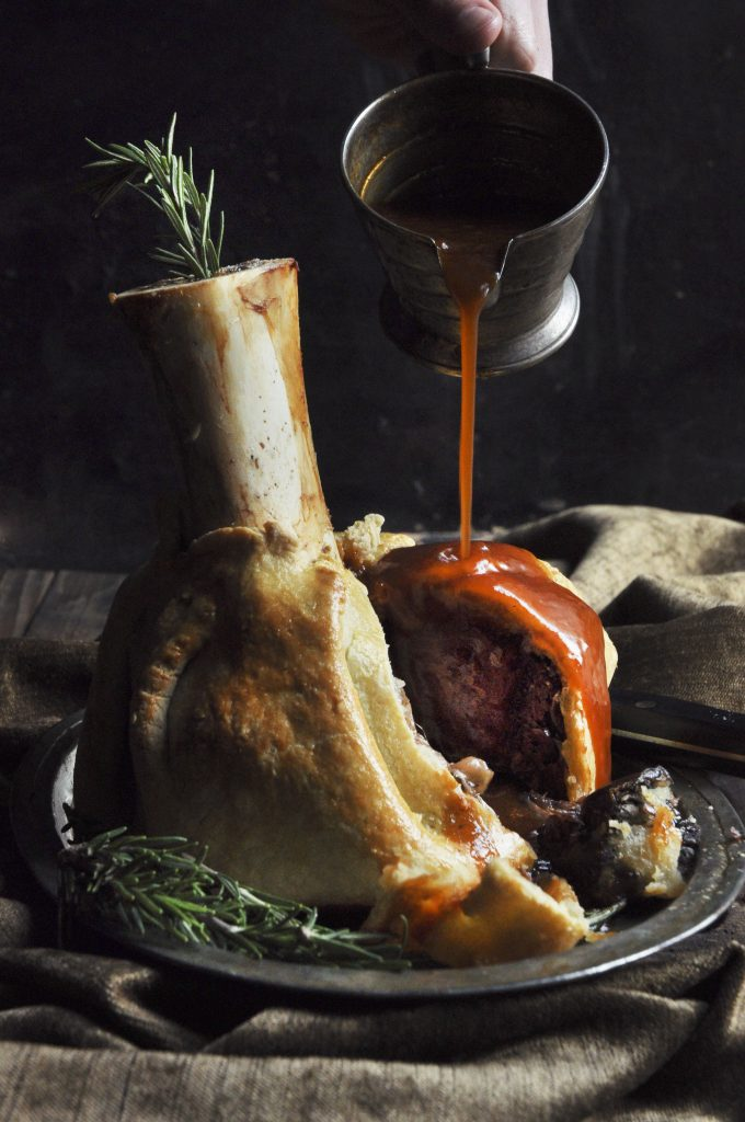 Beef Shin Pie When Soup Meat Takes Centre Stage My