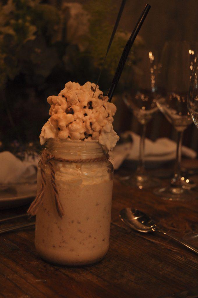 Malva Pudding Milkshake