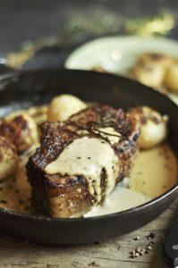 Roasted Pork Chops