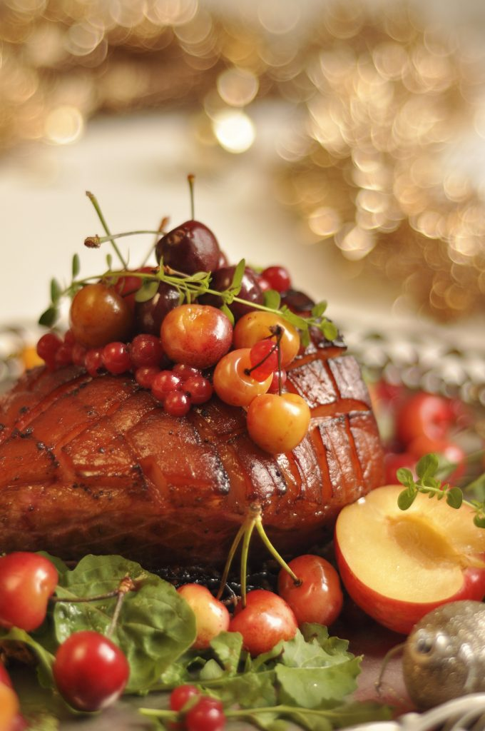 Christmas Pork Roast