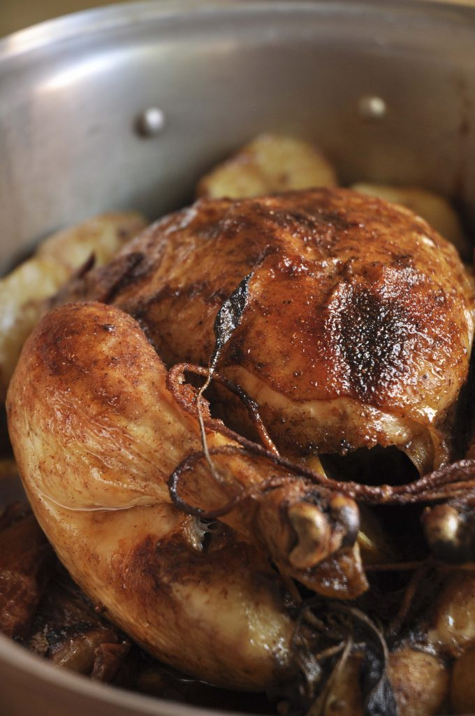 Granny's Roast Chicken