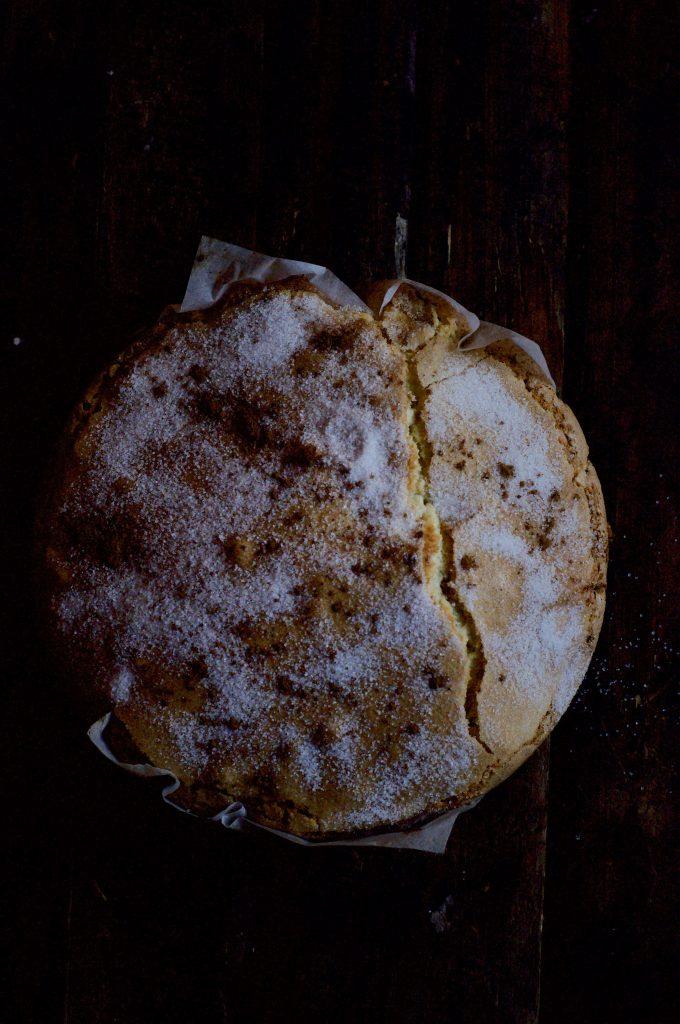 Dutch Apple Cake