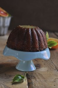 Saucy Orange Ginger Pudding