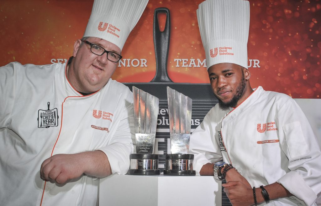Chef of the Year 2017
