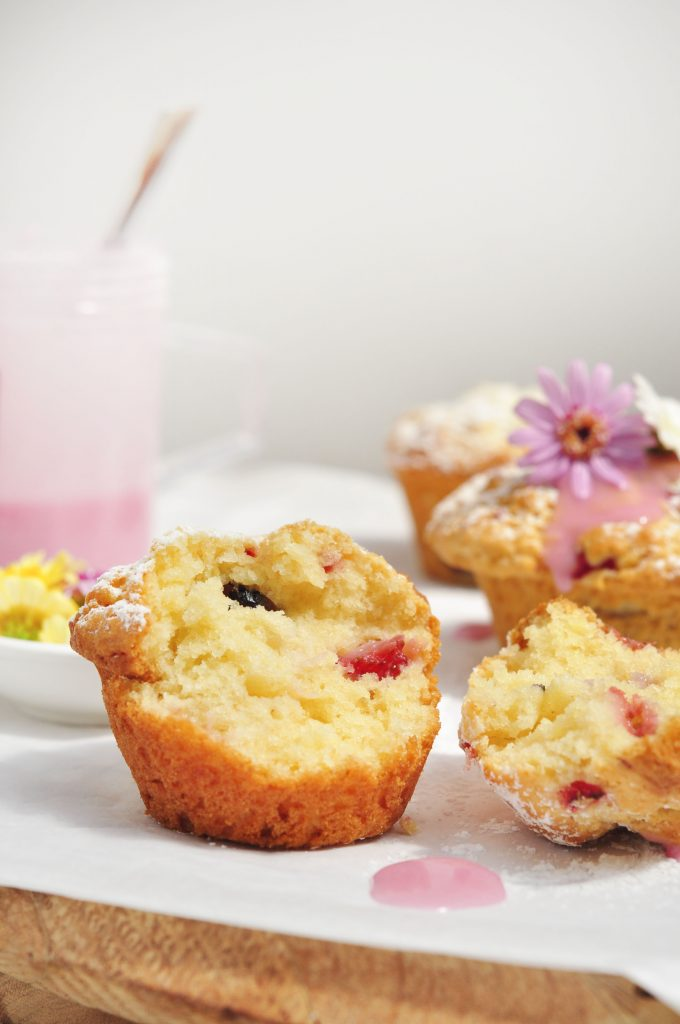One cup Yogurt Muffins