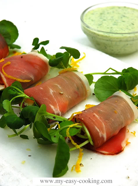 Wrap it-Blackforest Ham