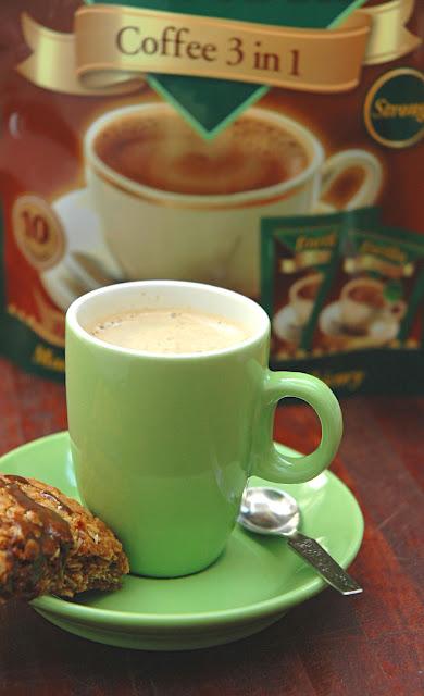 Coffee Crunchies