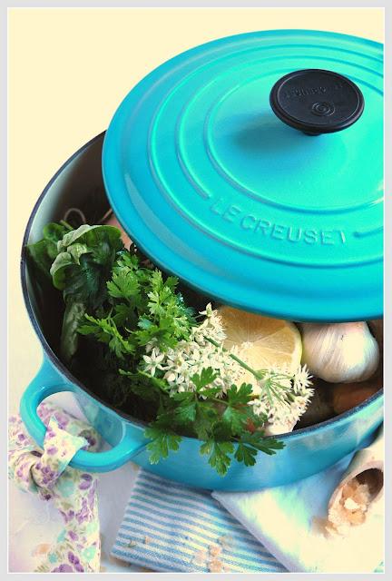 Pot Roast Chicken Casserole