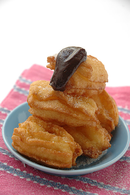Churros-the quintessential spanish street snack