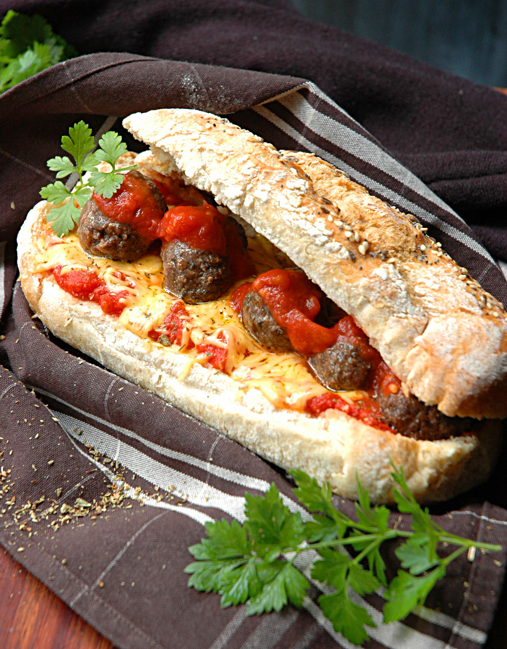 Italian Meatball Sub And Other Man Stuff My Easy Cooking