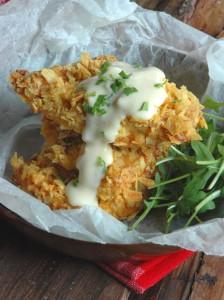 Chips Chicken