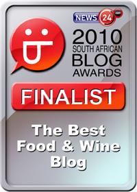 SA Blog Awards Badge