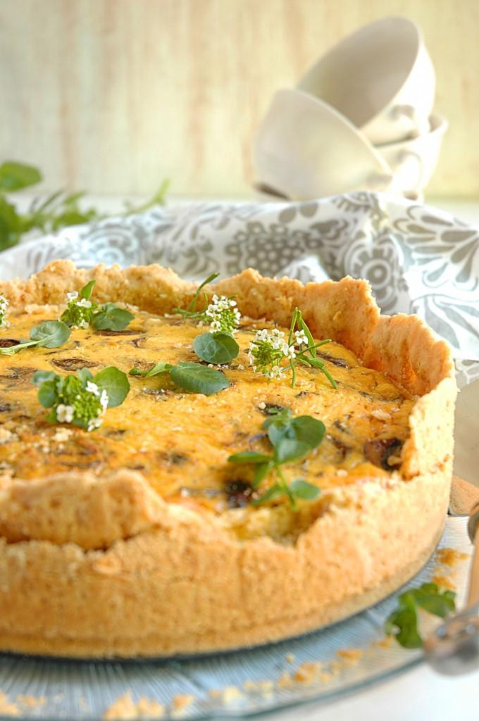 Easy Chicken - cheesecake