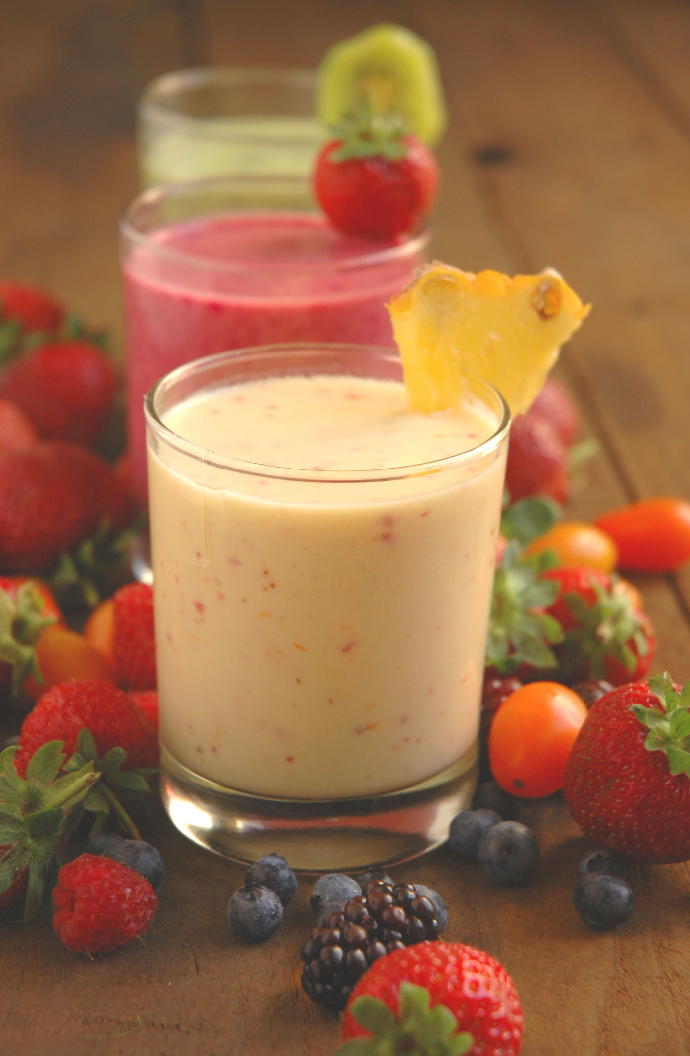 Smoothies - why not sneak in a vegetable or two?