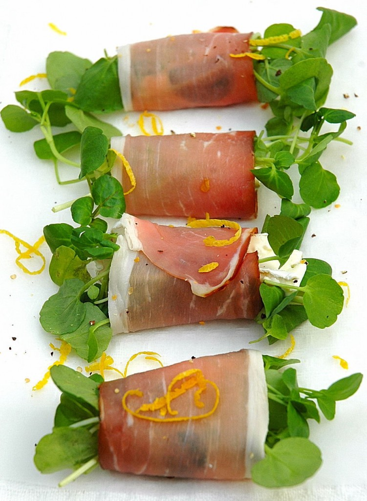 Blackforest Ham and Watercress