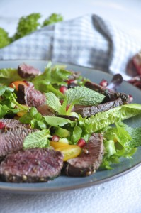 Moroccan Beef
