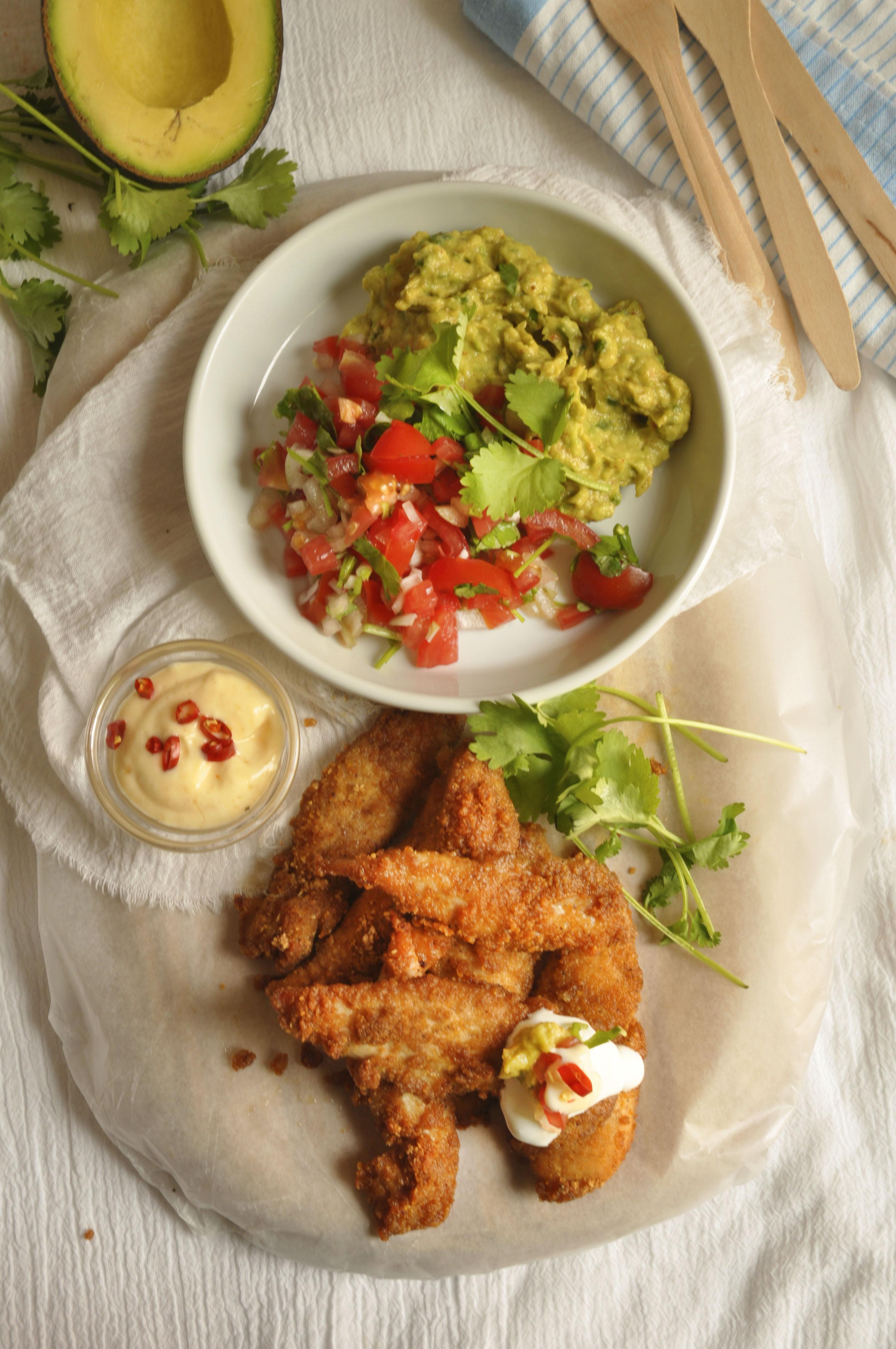 Nachos Chicken
