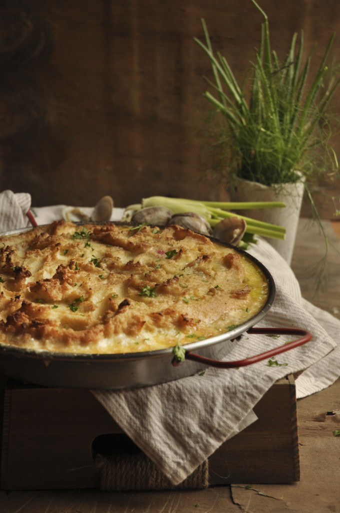 Fish Pie - Deliciously to make when you want to bring family