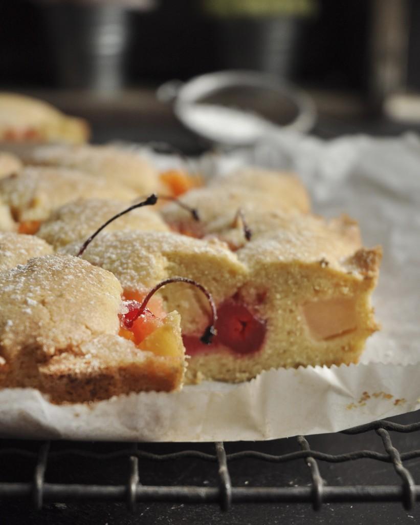 Fruity Tea Cake
