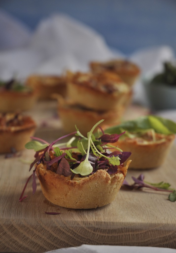 Banting Quiches