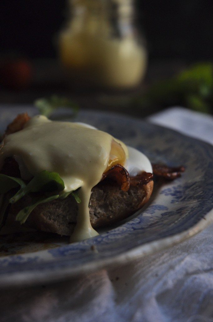 one minute hollandaise