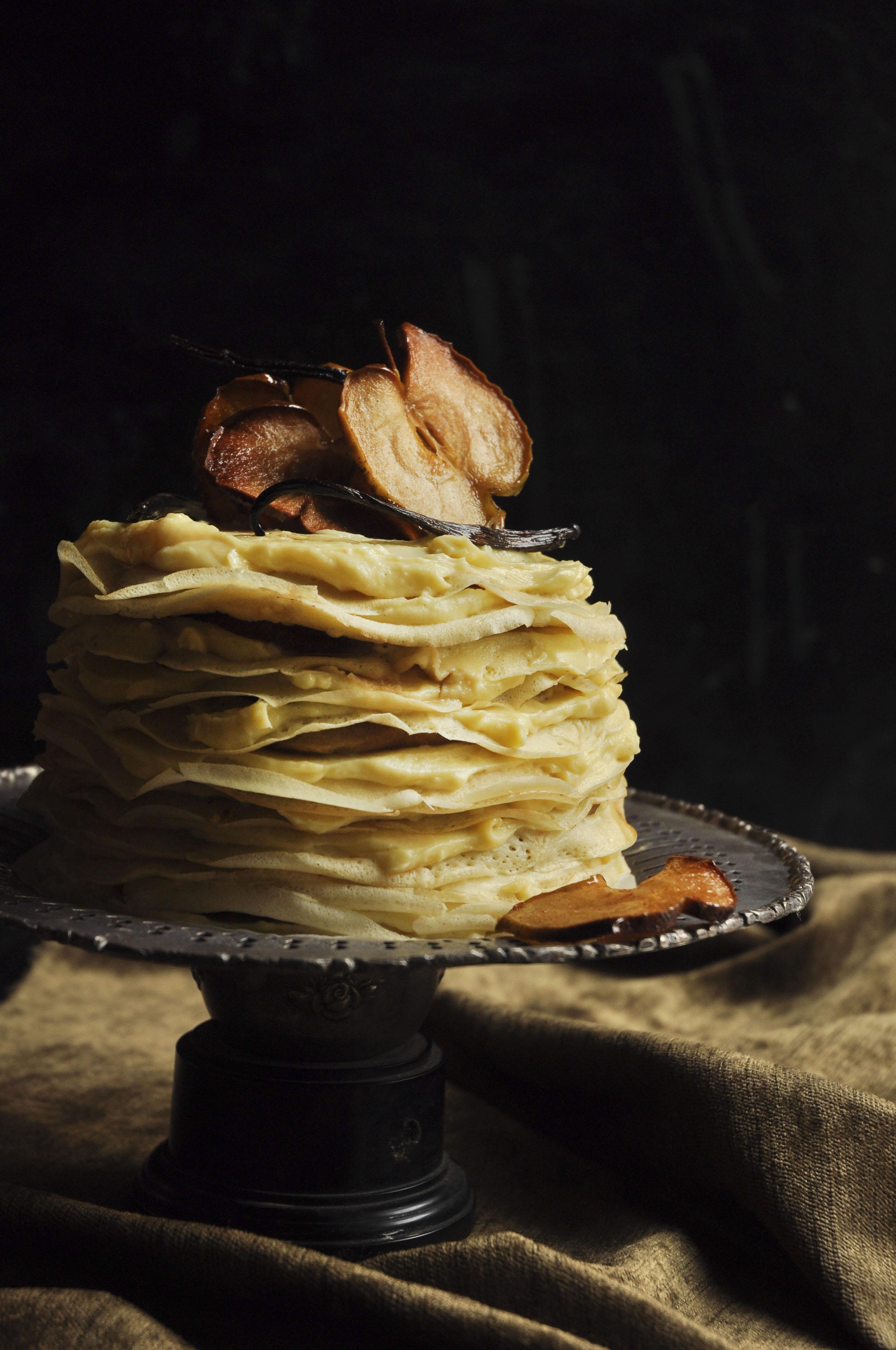 Crépe Cake