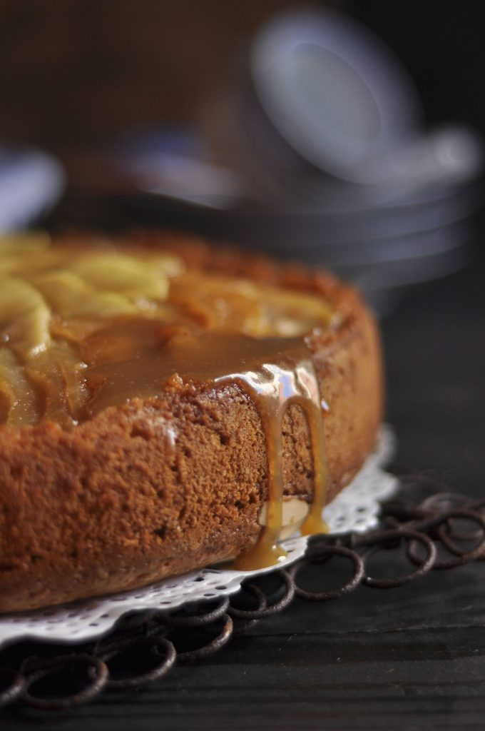 Spicey Apple Coffee Cake