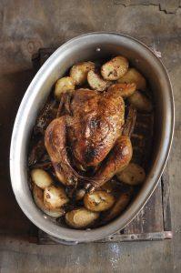 Granny's Roast Chicken