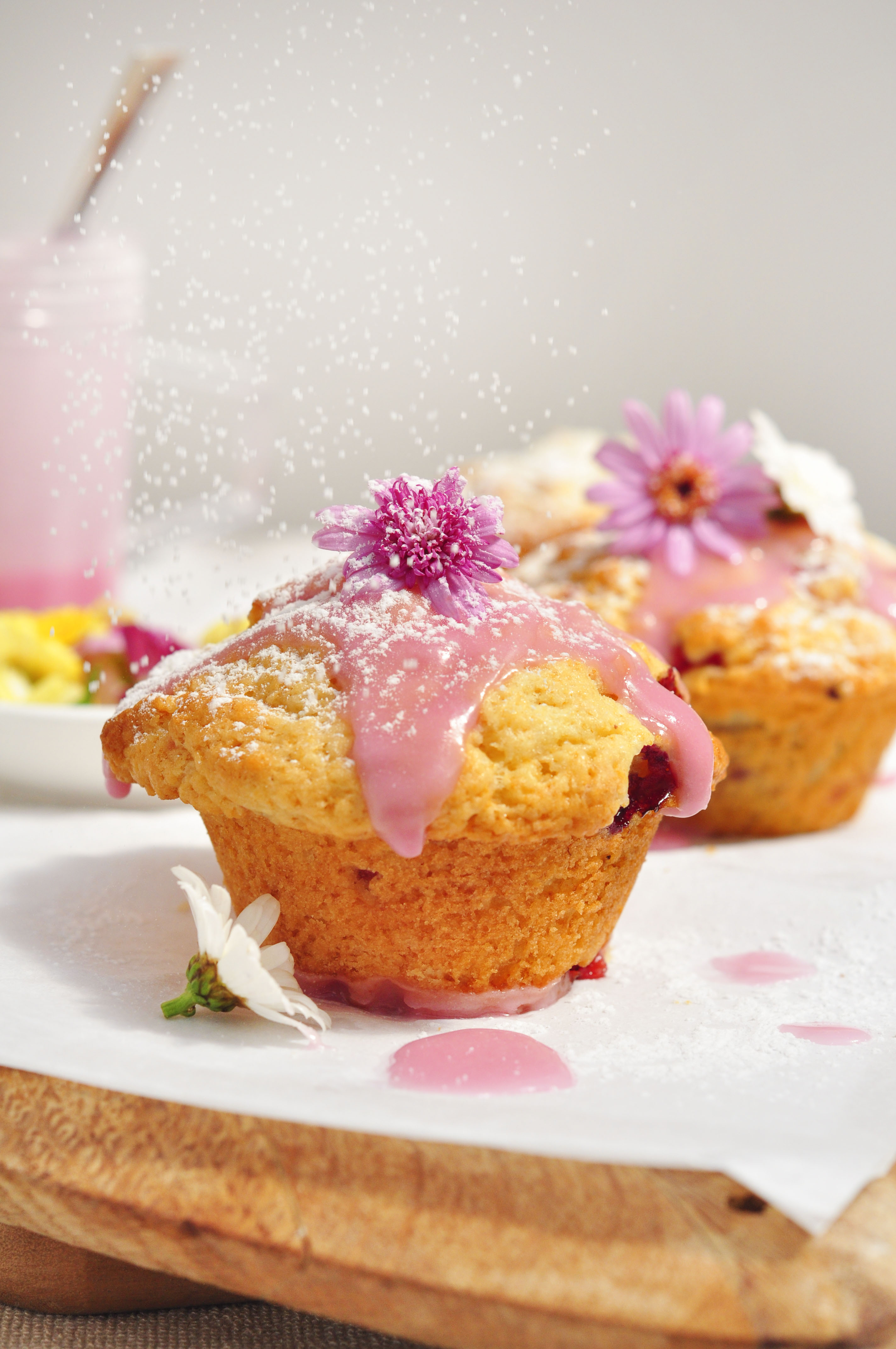 One cup Yogurt Muffins