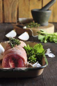 Crackling Pork Belly Roll