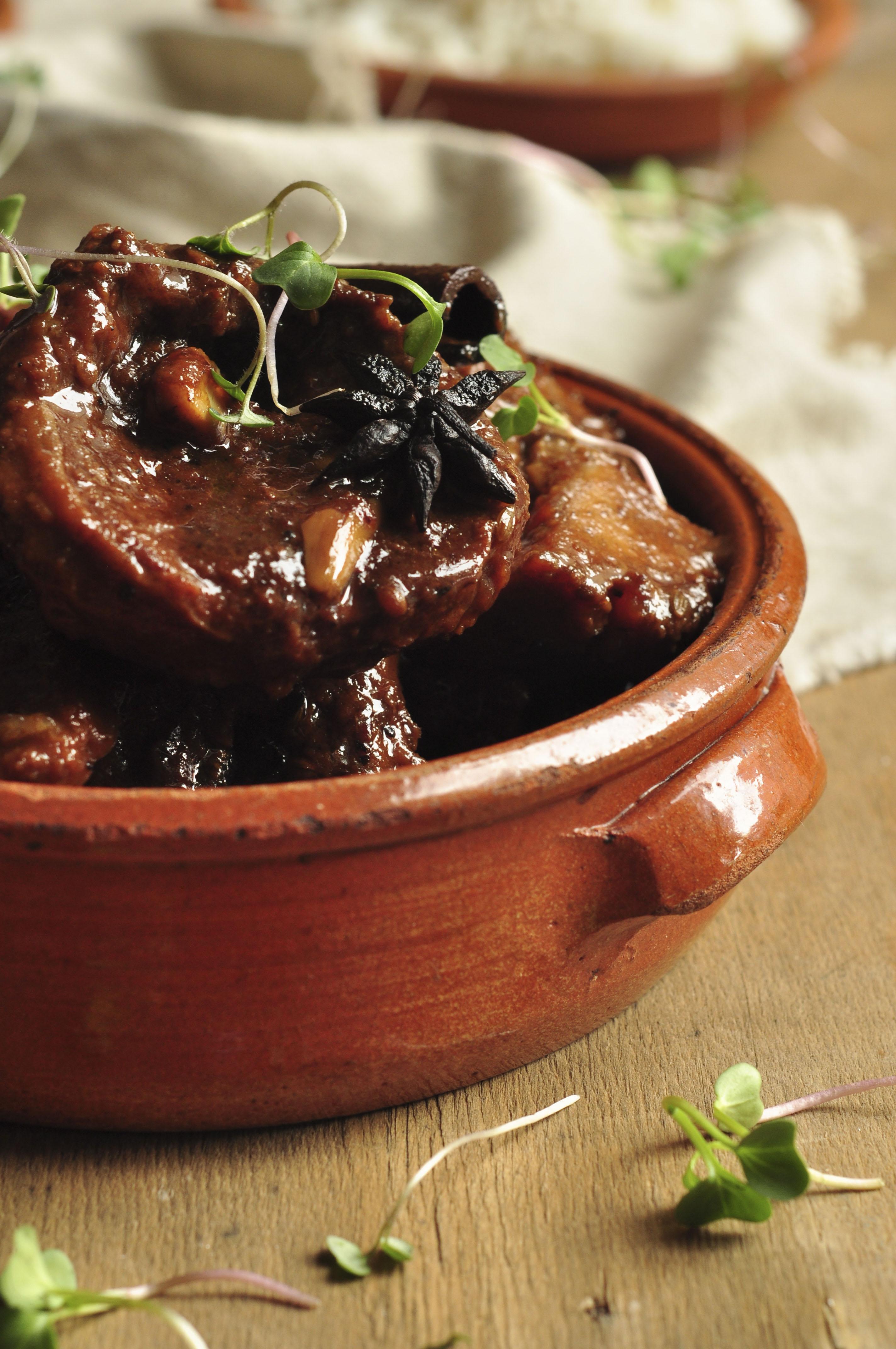 Oriental Beef Casserole