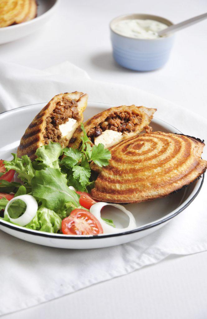 Greek Jaffles