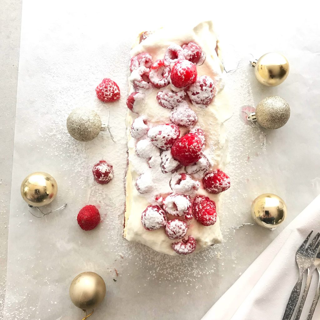 Elegant Christmas Trifle