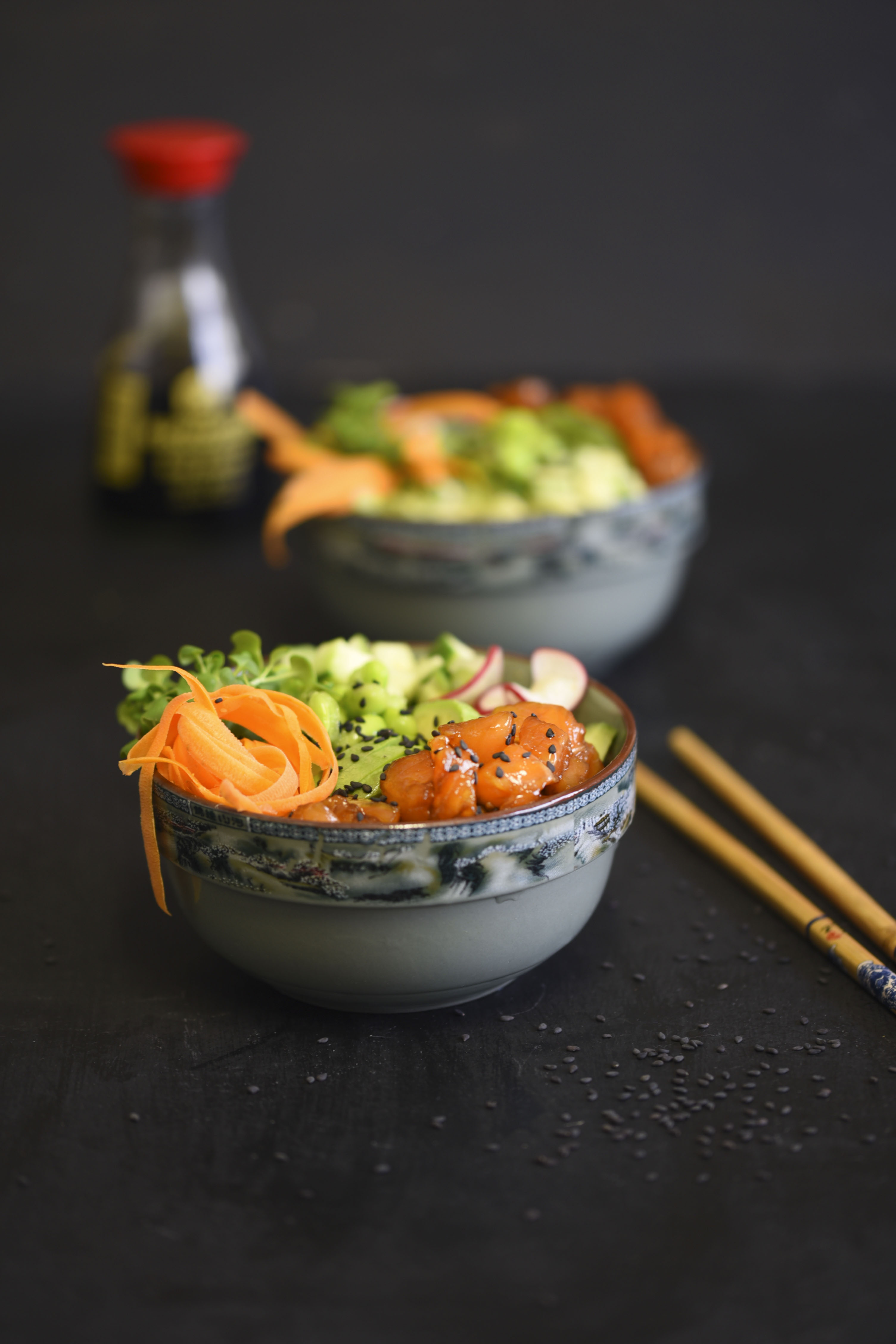 Poke Bowls Healthy And Delicious My Easy Cooking